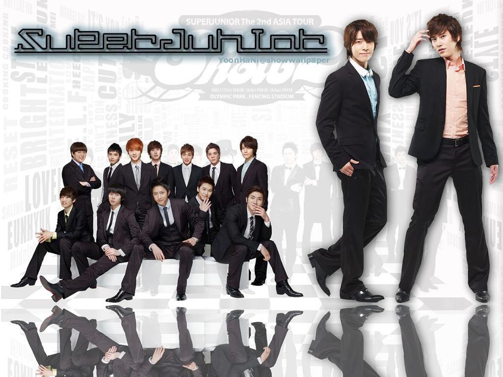 Super Junior Donghae Kyuhyun :: Wallpaper