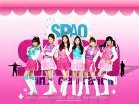 "snsd  ""Pink Spao"" collection"