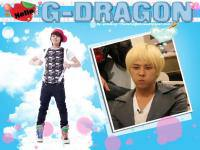 Hello  G-Dragon ♥