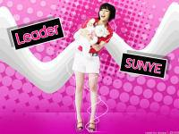 Leader Sunye [wonder girls]