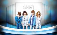 2NE1 =Cool in Blue Fashion= >W