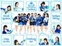 SNSD [Bubble Fighter] ver. water