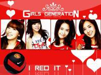SNSD red SPAO.