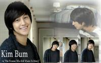 Kim bum in The Woman Who Still Wants To Marry