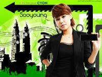 Sooyoung I'm your cyon ... w