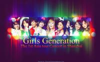 Girls Generation ::  The 1st Asia tour Concert in Shanghai