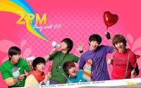 2PM : Any call talk play Love