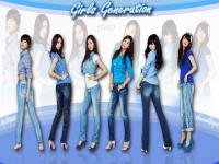 Girls Generation in SPAO