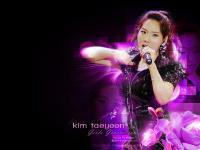 Kim Taeyeon :: Violet Light