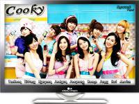 snsd cooky in TV