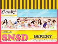 SNSD - Cooky Bekery ! 2 ★