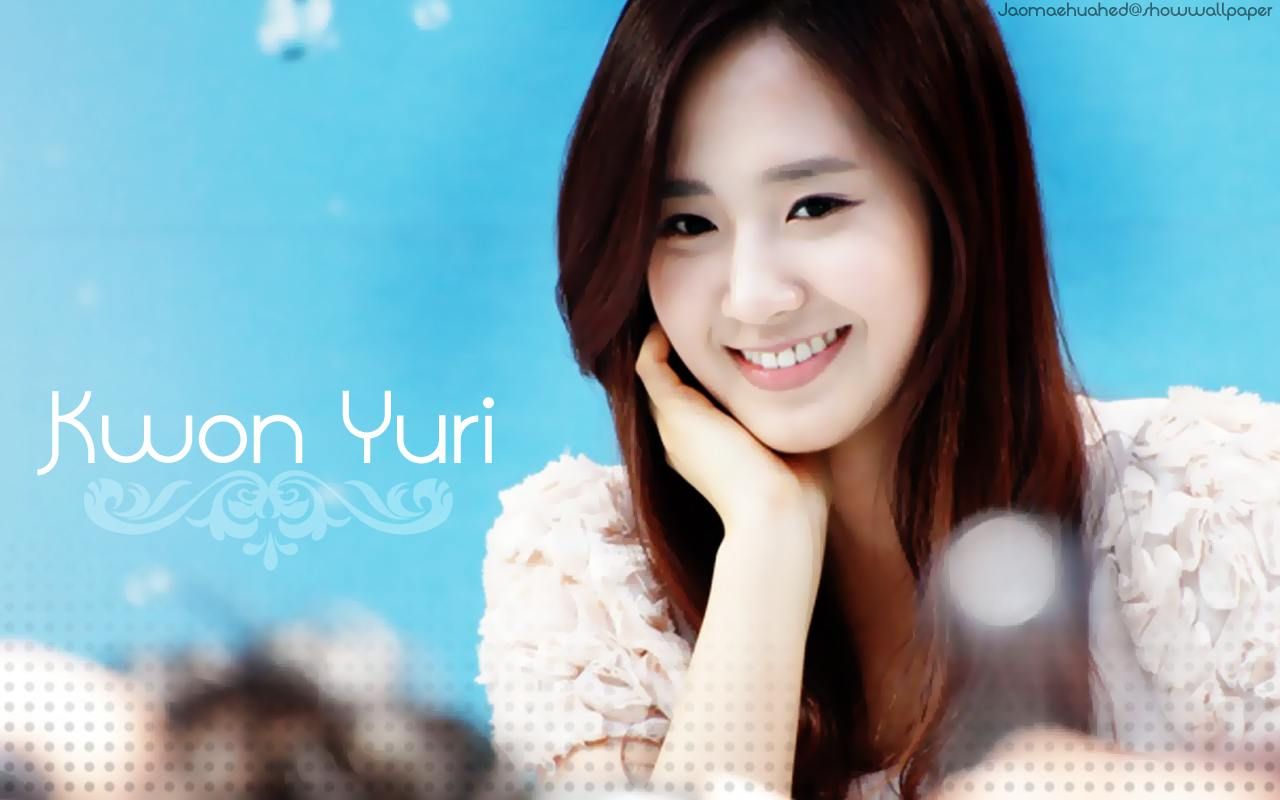Yuri Event Biotherm Wallpaper By