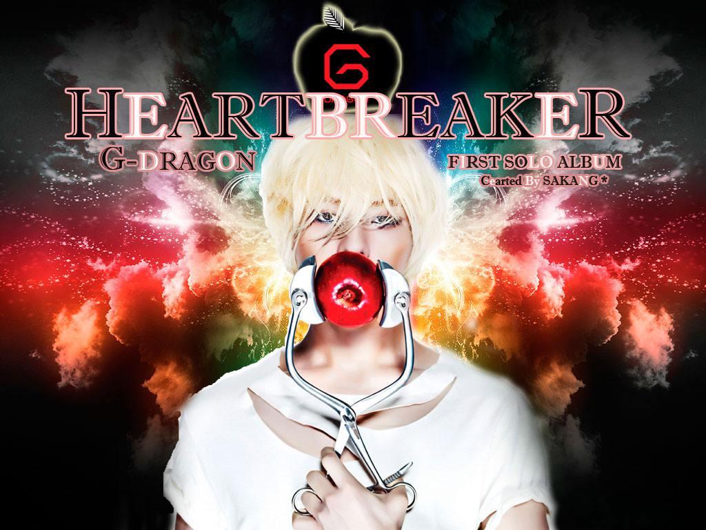 G Dragon Heartbreaker Wallpaper g dragon heartbreaker