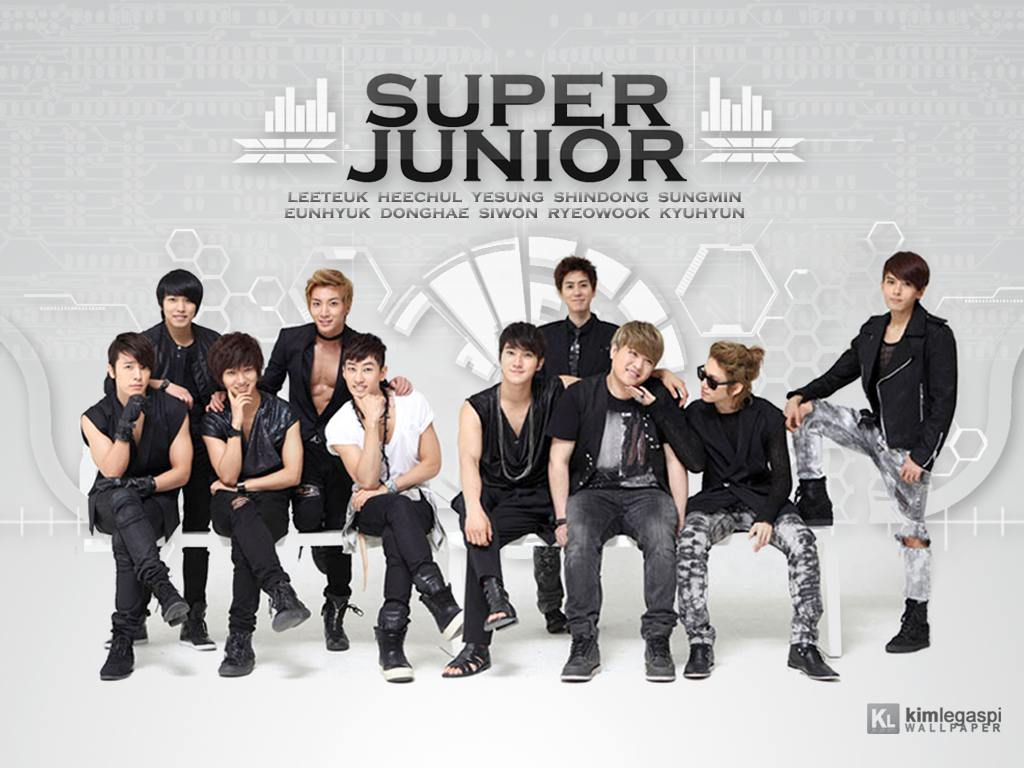 Super Junior  ELFShawols