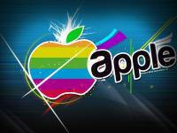 """Apple"" Colorful Style ' type"