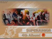 SUPER JUNIOR-4th ALBUM !