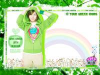 Save Green With Heechul