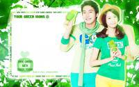 Save Green With Siwon and Yoona
