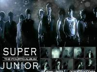 Super Junior with 4th album
