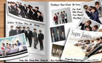 Super junior ==> album photo