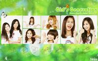 Girl's Generation Save Earth Save Energy