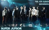 SUPER JUNIOR THE 4TH ALBUM BONAMANA