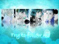 Try to follow me 2NE1