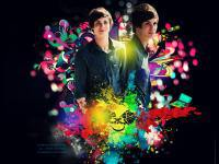 Graphic ,, Logan Lerman