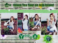 Yoona - Green tea tour