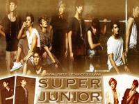 Super Junior (with 9 members)