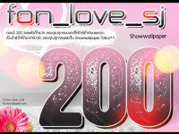 fon_love_sj @ 200 Wallpaper #