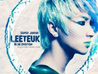 Leeteuk Blue Emotion