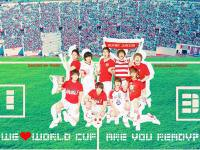 Super Junior : We love world cup