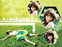 Magical of Frame ... Kamei Eri ...