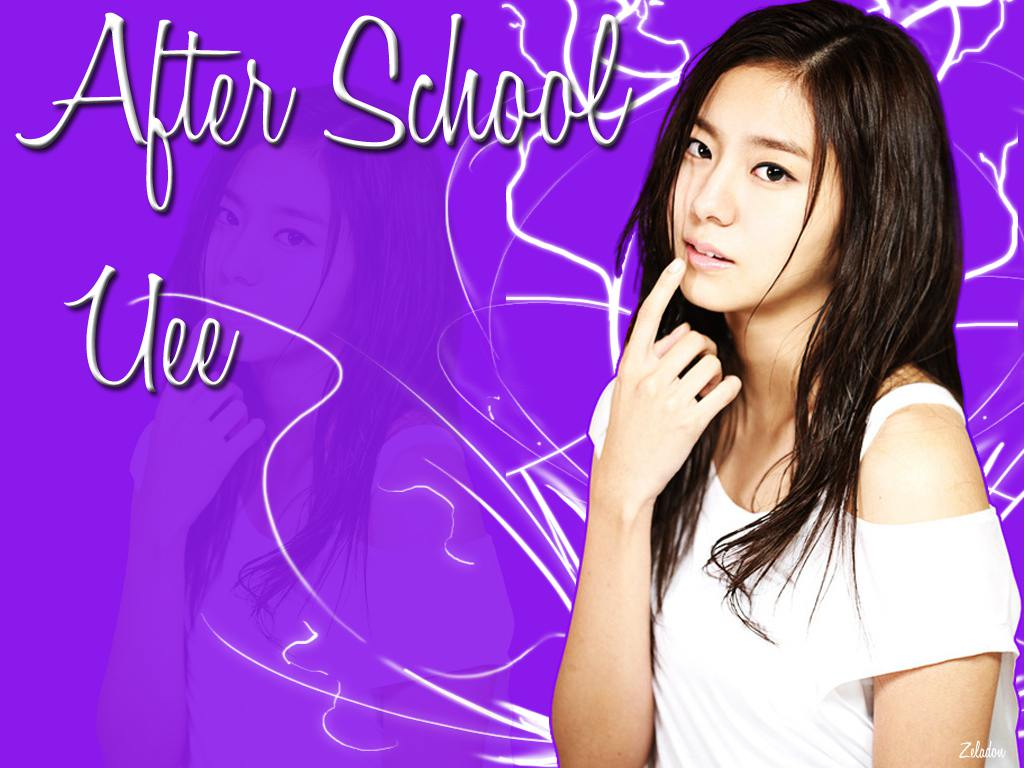 After School : UEE Wallpaper
