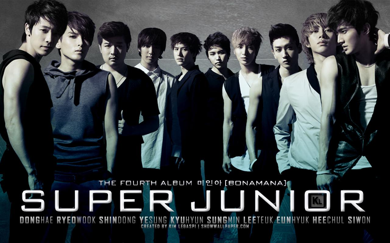 Super Junior Wallpaper. Hope u guys like it =