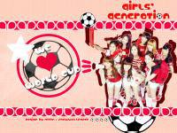 SNSD - We love world cup