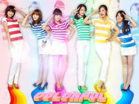 """Colorful snsd"""