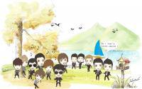SUPER JUNIOR's party