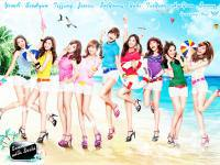 SNSD Summer with SoShi
