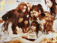 Girls' Generation The 1st photobook [cake]