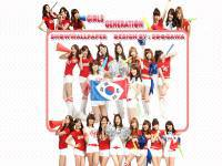 "Girls Generation ""Korea Fighting !"" ver.2"