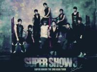 SUPERSHOW3 sj the 3rd asia tour