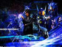wallpaper masked ride den-o urataros rod form