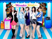 Room Of Wonder Girls :')