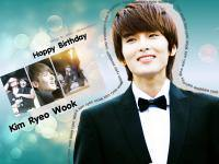 Happy Birthday Ryeowook (My Love)