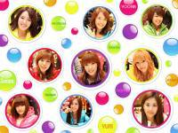 Girl's Generation Colourful