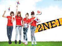 2NE1 - 11st For World Cup !