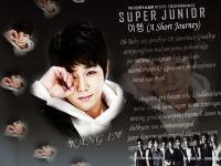 "Super Junior - ""A short journey"" lyric"
