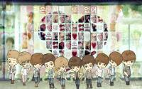 Super Junior 13  [Ver.Cartoon]